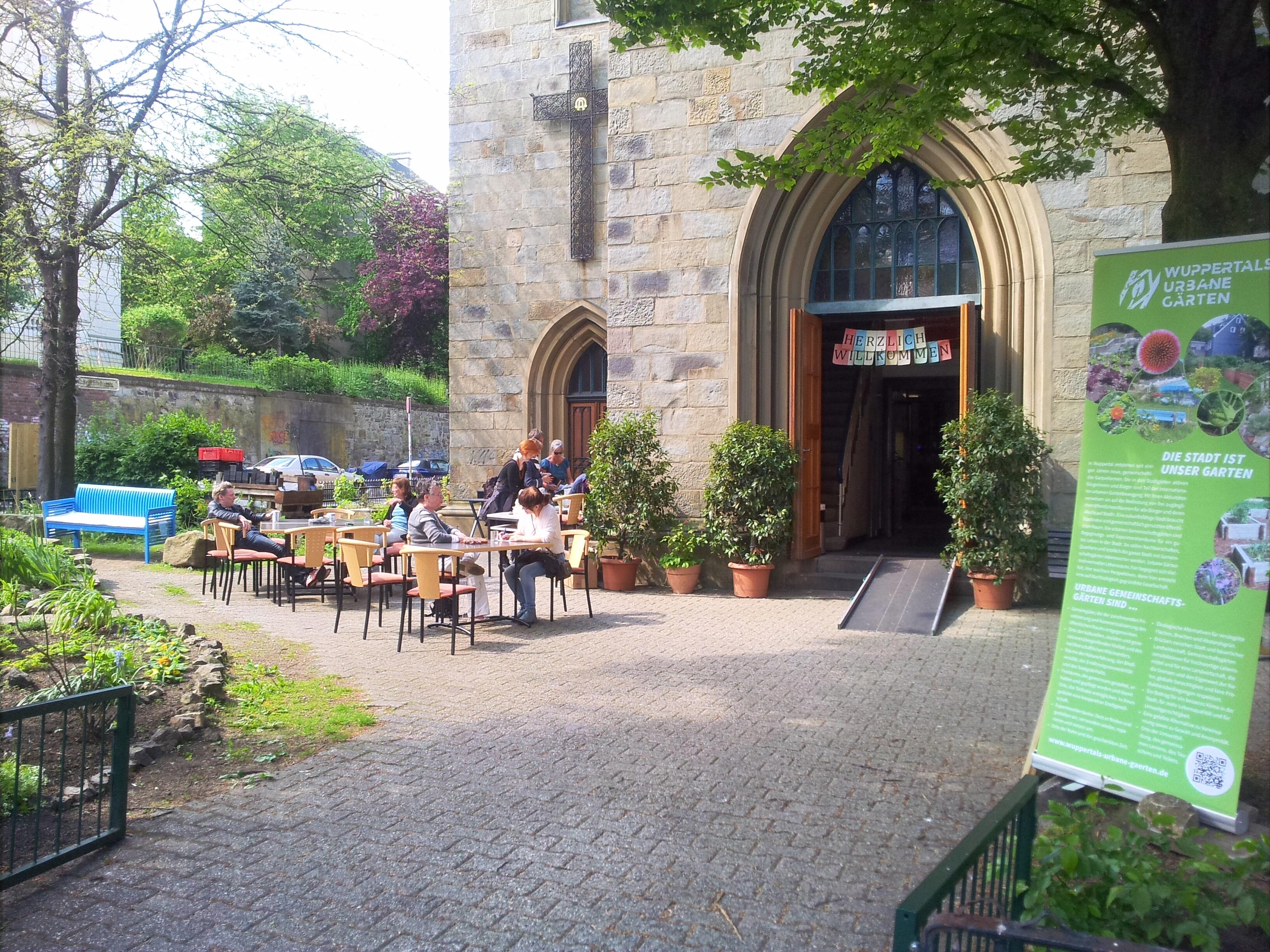 Aktionstag Superfoods im Inselgarten - DiakonieKirche